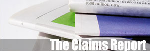 Ad Hoc Pages - The Claims Report